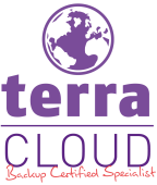 terra CLOUD Backup Certified Specialist